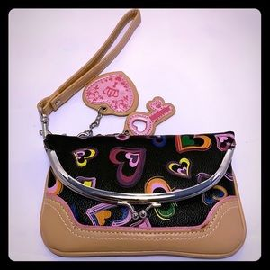 NEW/ NWOT Juicy Couture Wallet  Wristlet/ Purse